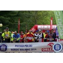 Puchar Polski Nordic Walking w Polanicy Zdrój