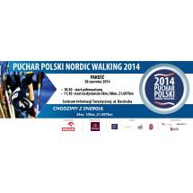 Puchar Polski Nordic Walking, Pakość 2014