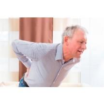 Rwa kulszowa pojawia się częściej u osób, które mają mało ruchu