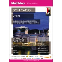 Opera w jakości HD w Multikinie