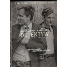 Detektyw. Serial HBO na DVD
