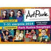 ArtPark zaprasza od 7 sierpnia