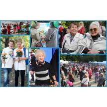 Międzynarodowy Dzień Osób Starszych, 5 października 2014, Warszawa