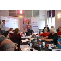 Bezpłatne szkolenia medialne dla seniorów