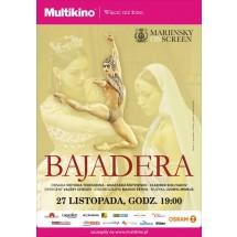 Bajadera z Teatru Maryjskiego w Multikinie