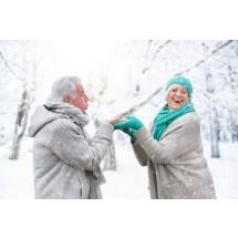 Aktywni seniorzy mają szansę na dłuższe życie w dobrej formie