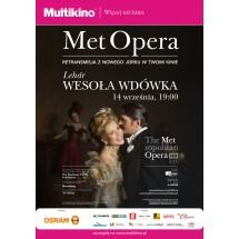 Wesoła wdówka, Metropolitan Opera