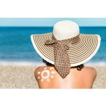 Najważniejsza w pielęgnacji skóry z bielactwem jest ochrona przed słońcem