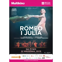 """Romeo i Julia"" z Royal Opera House"