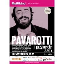 Pavarotti i przyjaciele: Duety