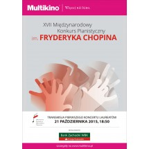 Transmisja pierwszego koncertu Laureatów XVII Konkursu Chopinowskiego