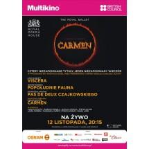 """""""Carmen"""" w baletowej adaptacji Carlosa Acosty"""