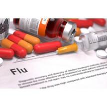 W poprzednim sezonie epidemicznym 2014-2015 zaszczepiło się przeciwko grypie tylko 3,55 proc. Polaków.