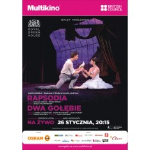 Multikino i British Council zapraszają na transmisję sezonu 2015/2016 Royal Opera House