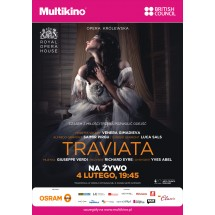 Traviata z Royal Opera House