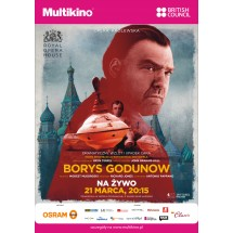 Borys Godunow na żywo z Royal Opera House