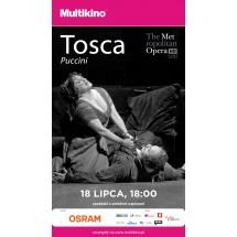 Tosca z MET Opera w sieci Multikino