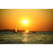 Alfred Hitchcock uważał, że w Zadarze są najpiękniejsze zachody słońca na świecie. Iwona i Jurek sprawdzili to: rzeczywiście.
