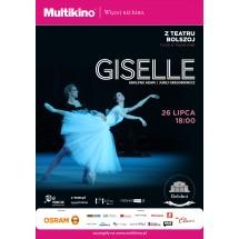 """""""Giselle"""" z moskiewskiego Teatru Bolszoj"""