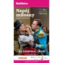 Napój miłosny z The Metropolitan Opera