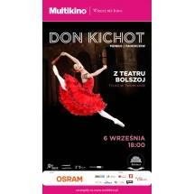 Don Kichot z Teatru Bolszoj