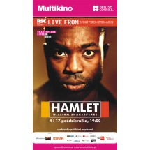 Hamlet z Royal Shakespeare Company