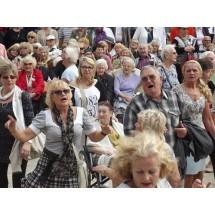 Jarmark Kreatywności w Ogrodzie Saskim