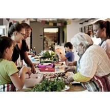Najbliższe spotkania to czas na wspólne gotowanie i przygotowanie prezentów świątecznych.