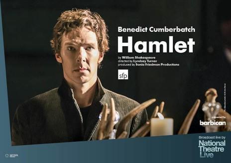 Hamlet z Benedictem Cumberbatchem