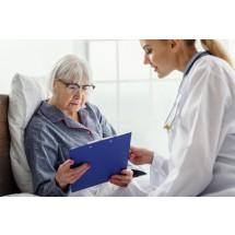 Dla pacjentów z chorobą nowotworową szczególnie ważna jest dobra relacja z lekarzem