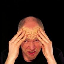 Bóle głowy to jeden z objawów chorych zatok
