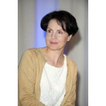 Małgorzata Niemen z makijażem idealnym.