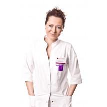 Dr Agnieszka Bliżanowska, specjalista II stopnia z dermatologii i wenerologii