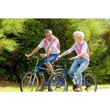 By długo cieszyć się szczupłą sylwetką i zdrowiem, pamiętajmy o regularnej aktywności fizycznej, by nie dopuścić do spadku masy mięśniowej.