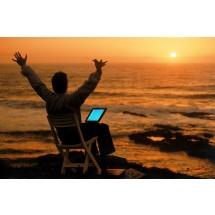 Kupować przez Internet o zachodzie słońca zamiast w galerii handlowej? Czemu nie?