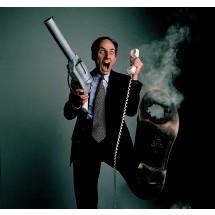 Najbezpieczniejszy dla użytkownika jest pistolet gazowy.