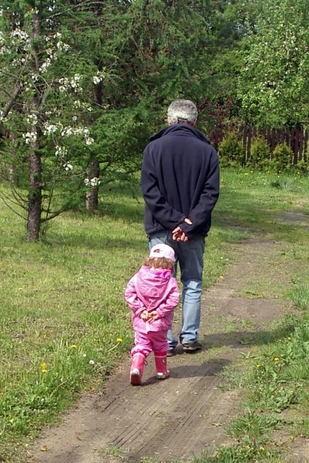 Dziadek może być dla wnuków guru.