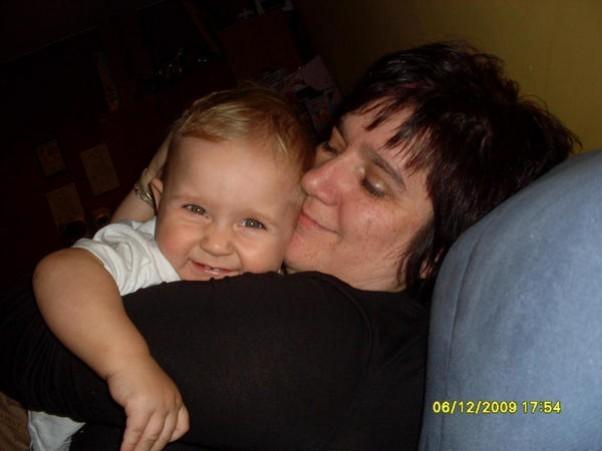 Z babcią tak blisko jak z mamą.