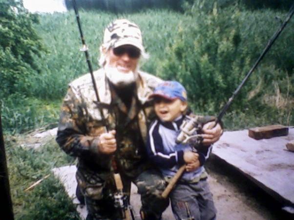 Męska przygoda z dziadkiem.