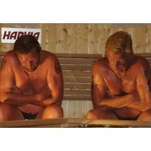 W saunie można być do tzw. bezpiecznej granicy komfortu, która dla każdego jest inna.