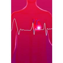 Choroba wieńcowa to bezpośrednie zagrożenie zawałem serca, czyli martwicą fragmentu niedokrwionego mięśnia sercowego; zawał serca z kolei stanowi bezpośrednie zagrożenie życia.