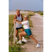 Wielu pacjentów po zawale jest w lepszej formie niż przed, ponieważ zaczęli dbać o zdrowie, poprawili swoją kondycję i nauczyli się cieszyć drobiazgami.