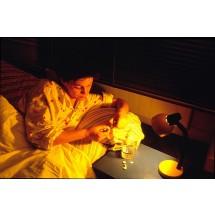 Jeśli pojawią się pierwsze oznaki zarażenia grypą, chory powinien zostać w domu i wezwać lekarza.