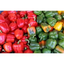 Odchudzając się, najwięcej w ciągu dnia można zjeść warzyw np. 100 g brokuł plus 140g kalafiora plus 50g ogórka plus 130 g papryki plus 200 g pomidorów. Wszystko razem ma jedyne 150 kcal!