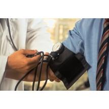 Od wysokości ciśnienia zależy ryzyko wystąpienia powikłań narządowych.