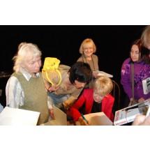 W poprzednich edycjach P.S. Program Senior, można było poznać osobiście m.in. Marię Czubaszek