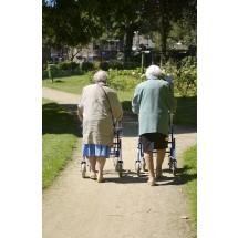 Najbardziej pożytecznym dla kości wysiłkiem fizycznym jest chodzenie. W późniejszym wieku dla bezpieczeństwa można się wspomagać laską bądź balkonikiem. Ale trzeba chodzić!