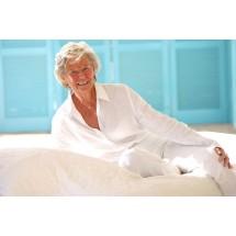 W okresie znacznego nasilenia zawrotów głowy należy leżeć w łóżku.