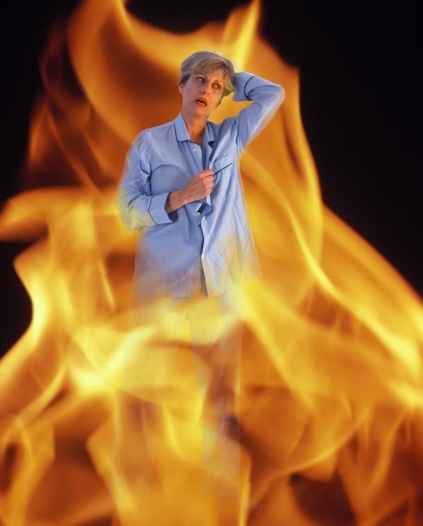 Uderzenia gorąca, inaczej wary, są skutkiem zaburzonej gry naczyniowej. Nadmierne rozszerzenie naczyń, często poprzedzone ich chwilowym skurczem, powoduje odczucie ciepła.
