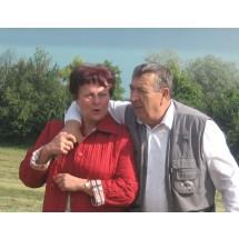 Elżbieta i Edward są na emeryturze, ale nigdy się nie nudzą. Są ze sobą od ponad 10 lat.
